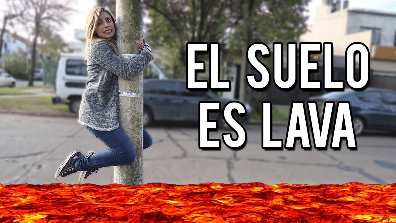 Suelo Es Lava El Suelo Es Lava: The Floor Is Lava Challenge | Lyna Vlogs