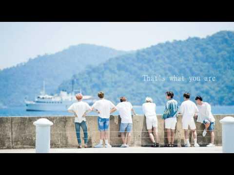 [繁中]BTS - You're My (原唱-太陽)