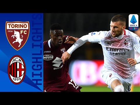 Torino 0-7 Milan   I rossoneri segnano sette gol in una partita!   Serie A TIM