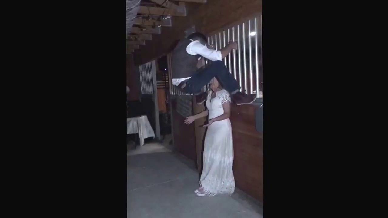 Sexy surprise wife