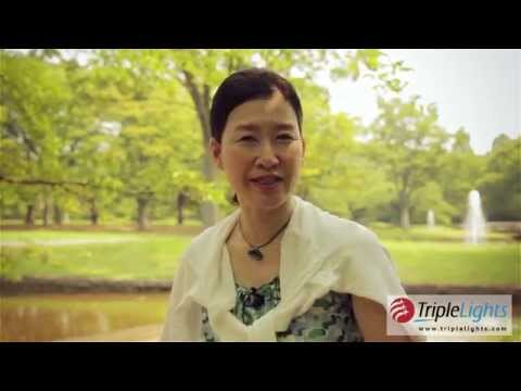 TripleLights Meet the Guides! - Yuriko | Professional Certified Guide of Japan