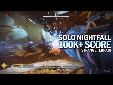 Solo 100k Nightfall