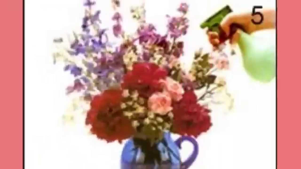 Почему цветы вянут