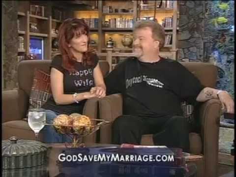 Joel and Kathy Davisson as seen on Daystar TV in Dallas, Texas!