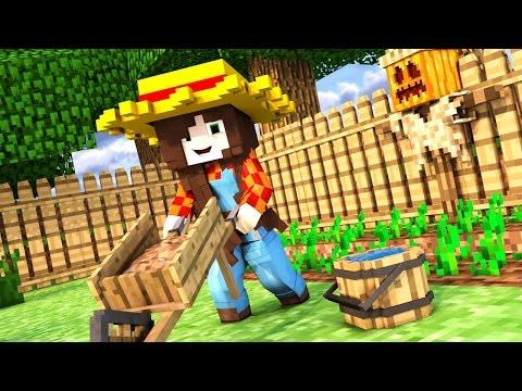 Minecraft: VAMOS REFORMAR TUDO!! | A FAZENDINHA #27
