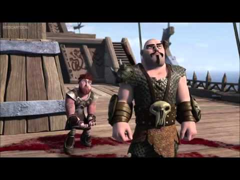Dreamworks Dragons - Season 4 - Episode 12 - Maces and ...