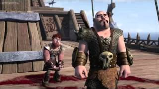Dreamworks Dragons - Season 4 - Episode 12 - Maces and Talons-P1 - Part 1