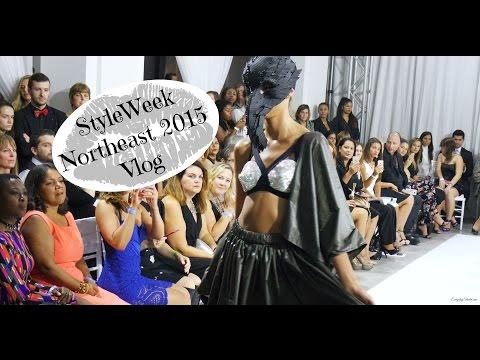 StyleWeek Northeast 2015 Vlog: Fashion Week Providence