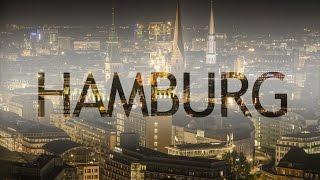 Ontdek Hamburg in één minuut