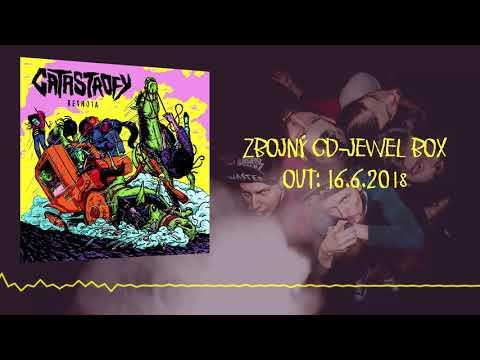 CATASTROFY - Malinový džem (offical album trailer)