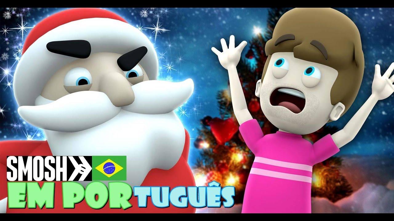 Smosh _ Especial de Natal - Parte 2 PTBR!