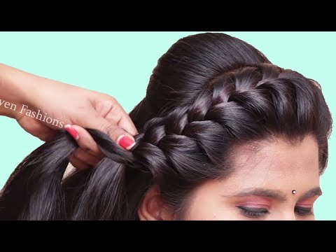 Very Different hairstyles for Long hair | Party Hairstyles | Hair style girl | 2019 easy Hairstyles