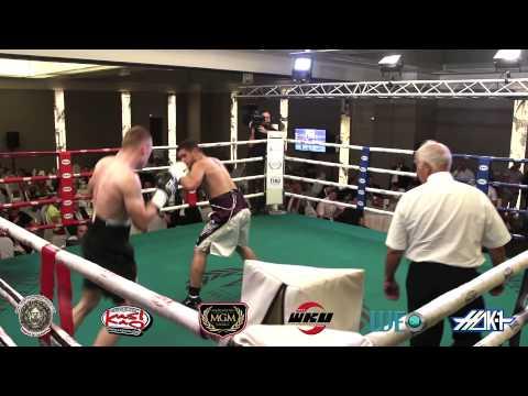 JJ Metcalf VS Aleksei Tsatiasvili