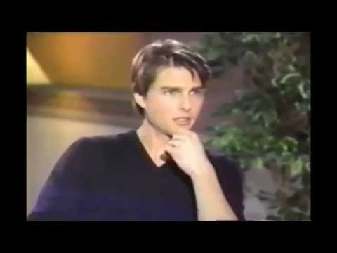 Tom Cruise and Barbara Walters (1996)