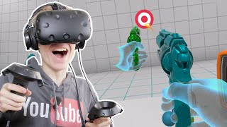 VIRTUAL REALITY TOYBOX! | Playground (HTC Vive Gameplay)
