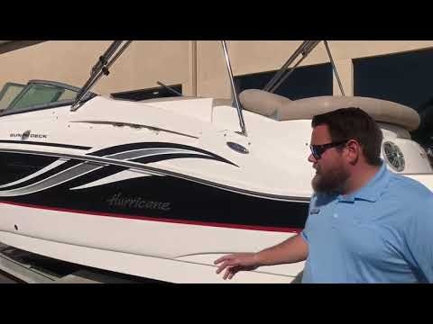 2014 Hurricane 2400 Boat For Sale At MarineMax Jacksonville