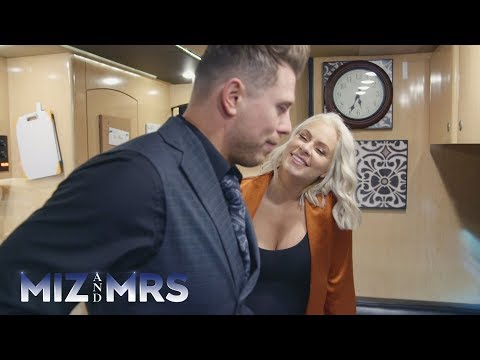 Maryse suggests they move via a private tour bus to Austin, Texas: Miz & Mrs., July 24, 2018
