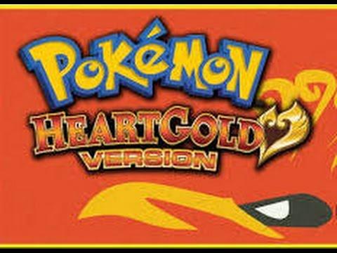 Pokemon Heartgold Black screen FIX