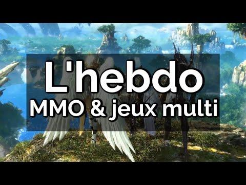 L'hebdo MMO & jeux multi #5 – Cyberpunk 2077, Astellia, Bless Online, World of Warcraft & + encore !