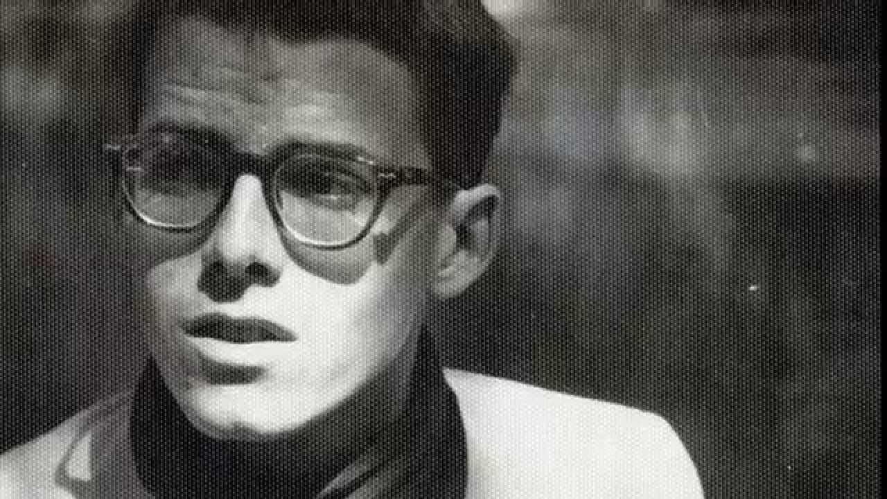 James Merrill glasses