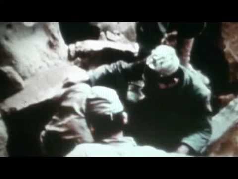 硫黄島の戦い 米軍に投降する日本兵