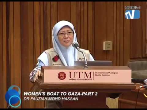 Women's Boat To Gaza Part 2 2