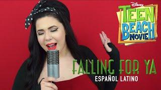 Falling for ya-Teen Beach Movie/Amanda Flores (Cover español latino)