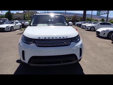 2017 Land Rover Discovery Reno, Sparks, Carson City, Sacramento, Nevada R6134
