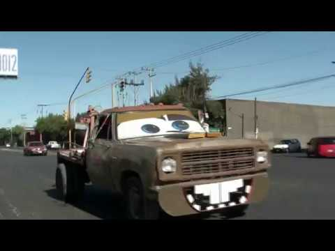 MATE CARS EN LAS CALLES DE MEXICO