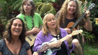 Pearly Shells-The Hula Honeys with Cathy & Marcy