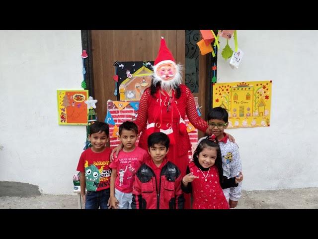 Christmas Celebration @THE RADIANT PRE-SCHOOL
