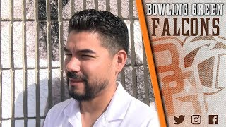 BG MCC : Coach Carrillo Interview 8.24