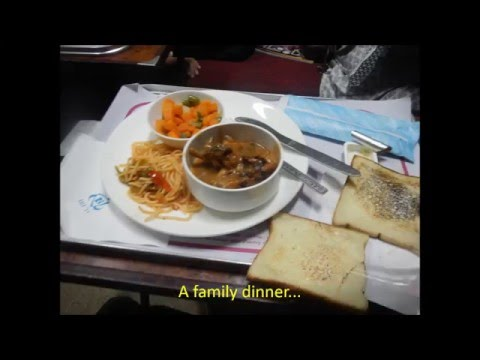 Luxury on Indian Railways - First AC Travel on Howrah Rajdhani