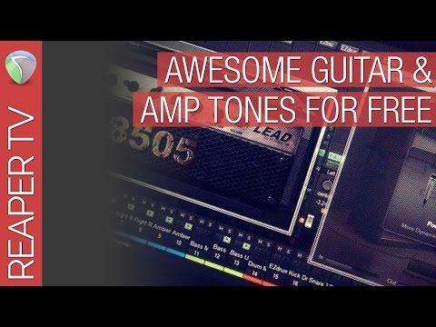 How To Get Awesome Guitar & Amp Tones For Free With Impulse Responses