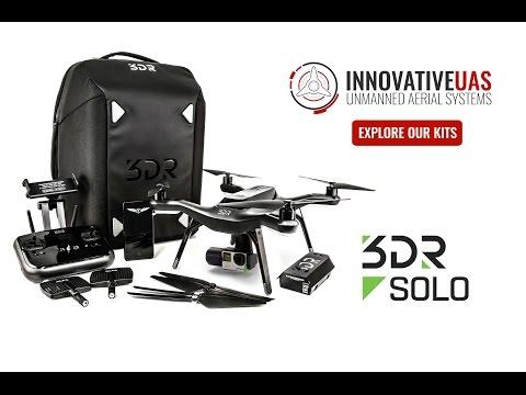 3DR Solo - Smart Shots Tutorial - YouTube
