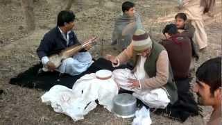 Mung yo da Khyber zalmi in Rabab.mp4
