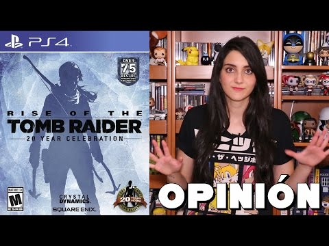 ExtraordiGames - Rise of the Tomb Raider: 20 Year Celebration