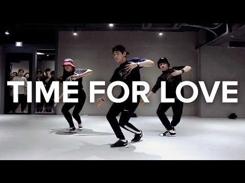 Junho Lee Choreography / Time For Love - Chris Brown