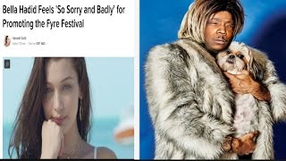 Ja Rule & Bella Hadid speak out after The Fyre music Festival Disaster