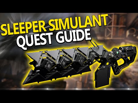 Destiny How To Get Sleeper Simulant Part 1 Curious Tr
