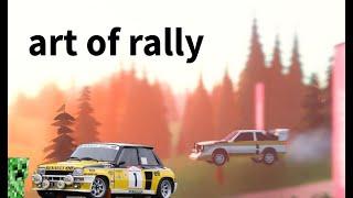 Un Hommage à ce SPORT | Art of Rally