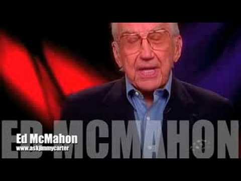 Ed McMahon interview with Jimmy Carter