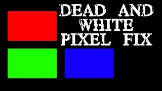 How to fix Dead Pixel in your Android Smartphone !!