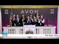 Avon Products Inc.  Rings the NYSE Closing Bell