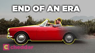 The Downfall Of The Convertible Car - Cheddar Examines