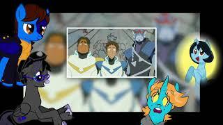 Flipped Reaction: Voltron Season 3