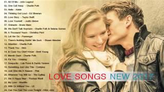 Lagu Barat Romantis Terbaru Terpopuler 2017 ♥♥♥♥