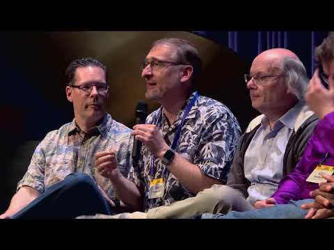 "CppCon 2017: Panel ""Grill the Committee"""
