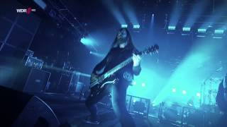 IN FLAMES - 12. Cloud Connected Live @ Palladium Köln 2014 HD AC3
