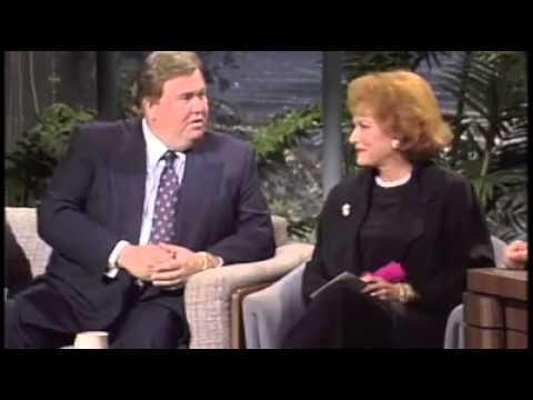 Maureen O'Hara and John Candy